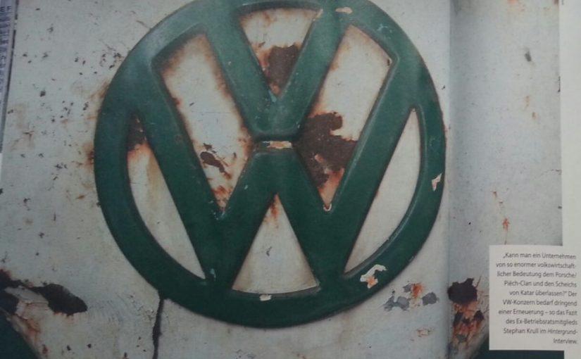 Vorwärts nur mit Phrasen – Die Krise der Automobilindustrie