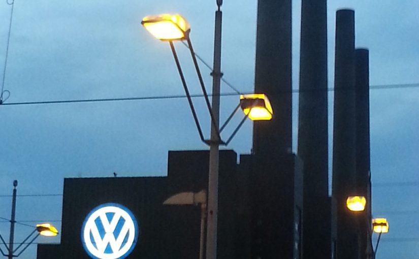 VW hinter die Kulisse geschaut: Bilanzpressekonferenz am 14. März 2017