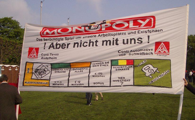 Die Bundesregierung subventioniert die deutsche Autoindustrie mit 113 Milliarden Euro