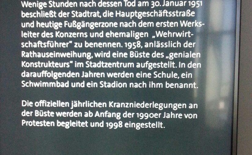 VW feuert kritischen Historiker