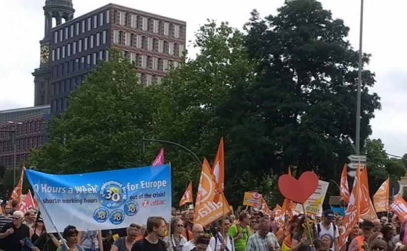 NoG20: Grenzenlose Solidarität – Alternativen zum Neoliberalismus