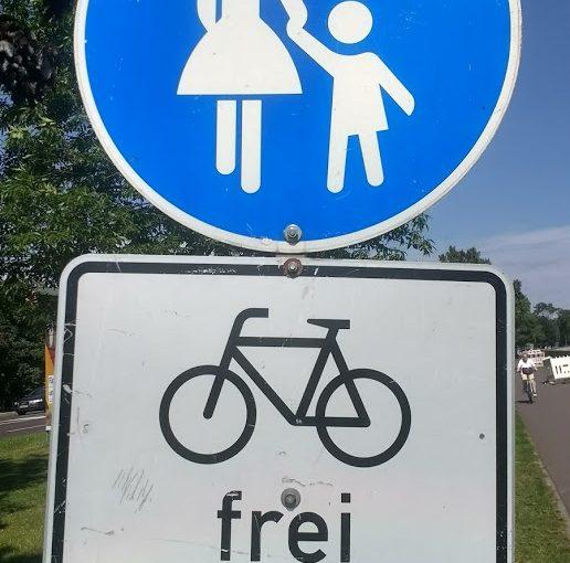 Verkehrswende: Geschwindigkeitsbegrenzung innerörtlich auf 30 km/h!