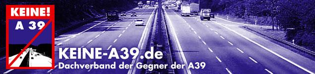 Verkehrswende: Straßenbau stoppen – mit der A39 beginnen, Milliarden in den öffentlichen Verkehr umleiten!