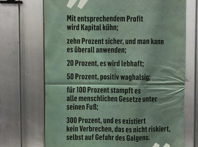 Siemens & Co.: Klassenkampf – ob es uns gefällt oder nicht!