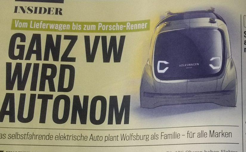VW-Umbau: Mitbestimmung und soziale Rechte adè?