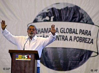 Ein Sommer macht keinen Lula! Erinnerung an Porto Alegre und Lula als Brasiliens Präsident