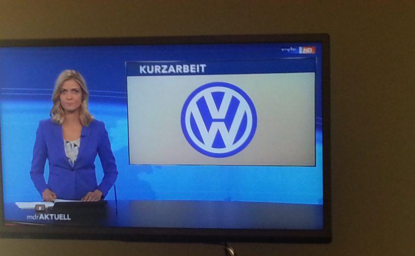 Volkswagen: Blick in den Abgrund