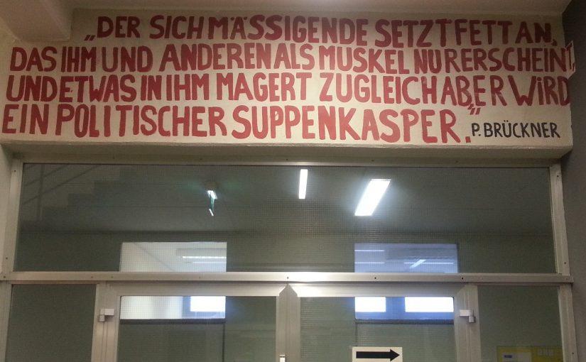 IG Metall: Vorsitzender Huber auf Abwegen!