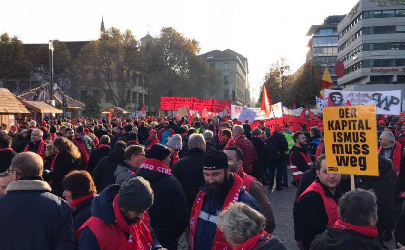 Bernd Riexinger: Für einen linken Green New Deal