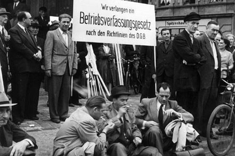 100 Jahre Betriebsrätegesetz: Sieg oder Niederlage der Gewerkschaften?