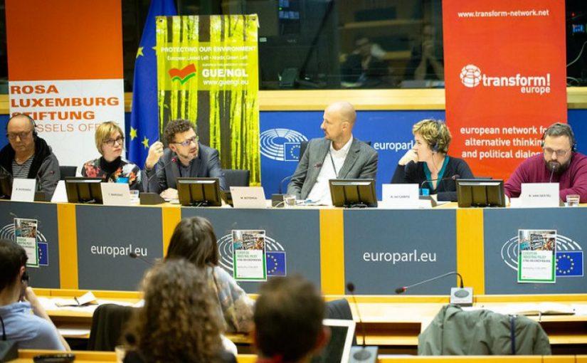 """""""Europäische Industriepolitik – ein Weg für den Green New Deal"""""""